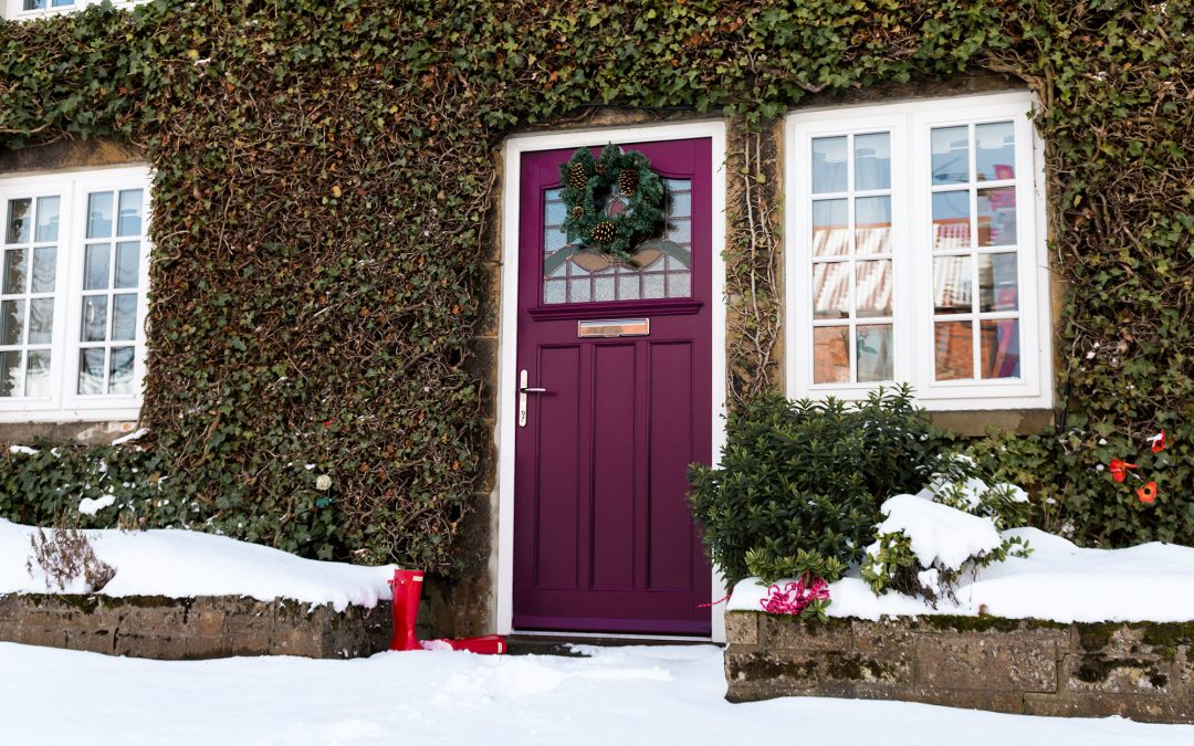 How To Care For UPVC Doors In Cardiff During The Winter Months?