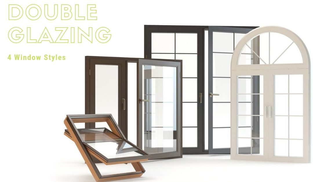 Buying Double Glazing In Cardiff? 4 Window Styles To Choose From