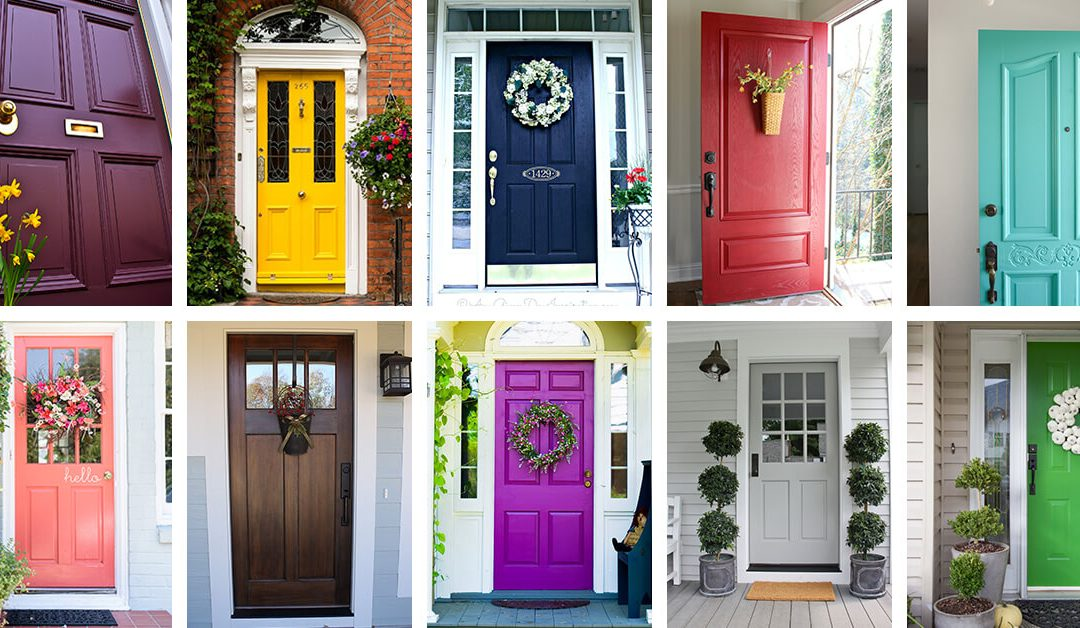 Enhance Your Home's Appearance With Beautiful Composite Doors